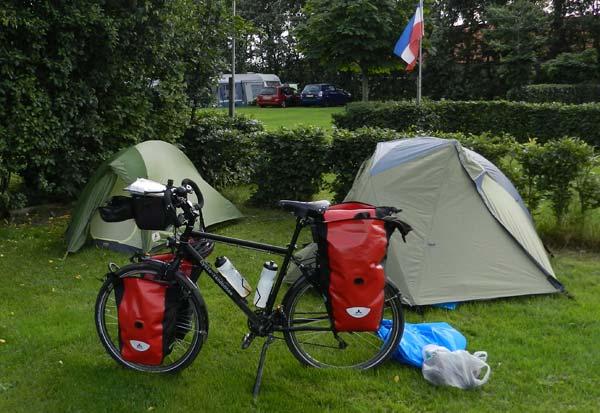 Que vous faut-il pour faire du camping ?