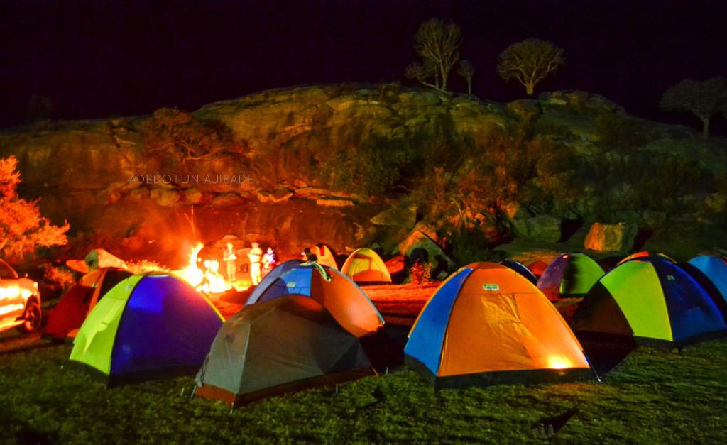 Premier séjour en camping : 3 astuces à prendre en compte